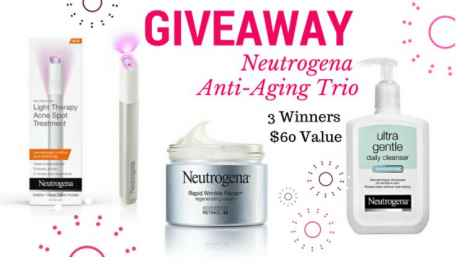Romy Raves - Neutrogena Giveaway - Romy Raves